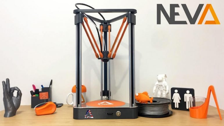 Image of Dagoma Neva 3D Printer: Review the Features