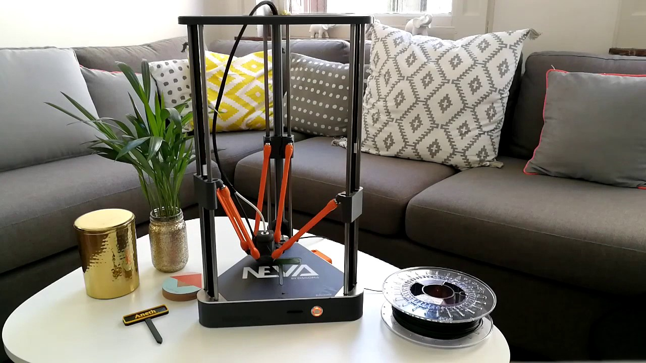 Featured image of Dagoma Neva 3D Printer: Review the Facts Here