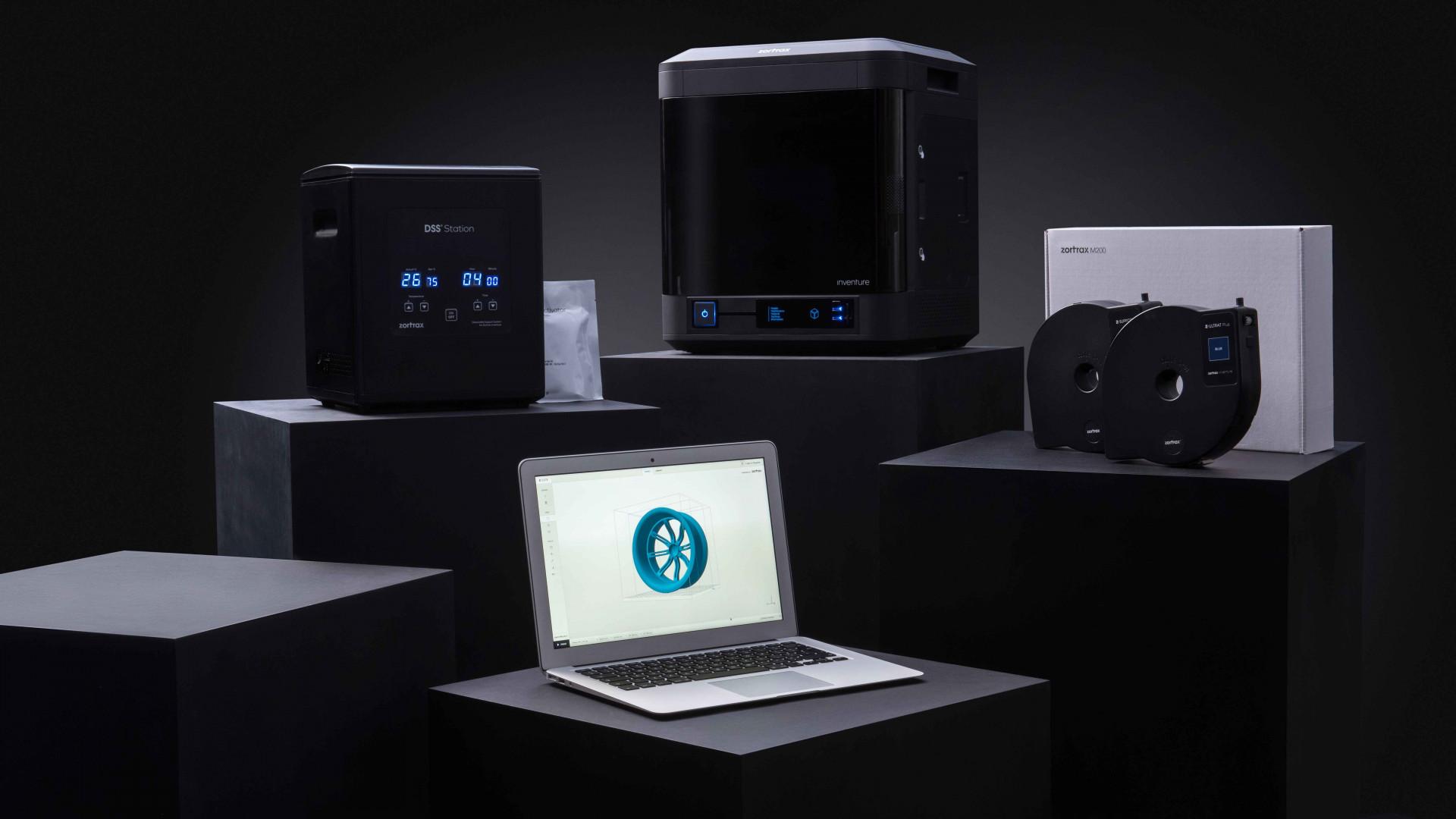 Zortrax Inventure: Smart, Simple, and Super Convenient | All3DP