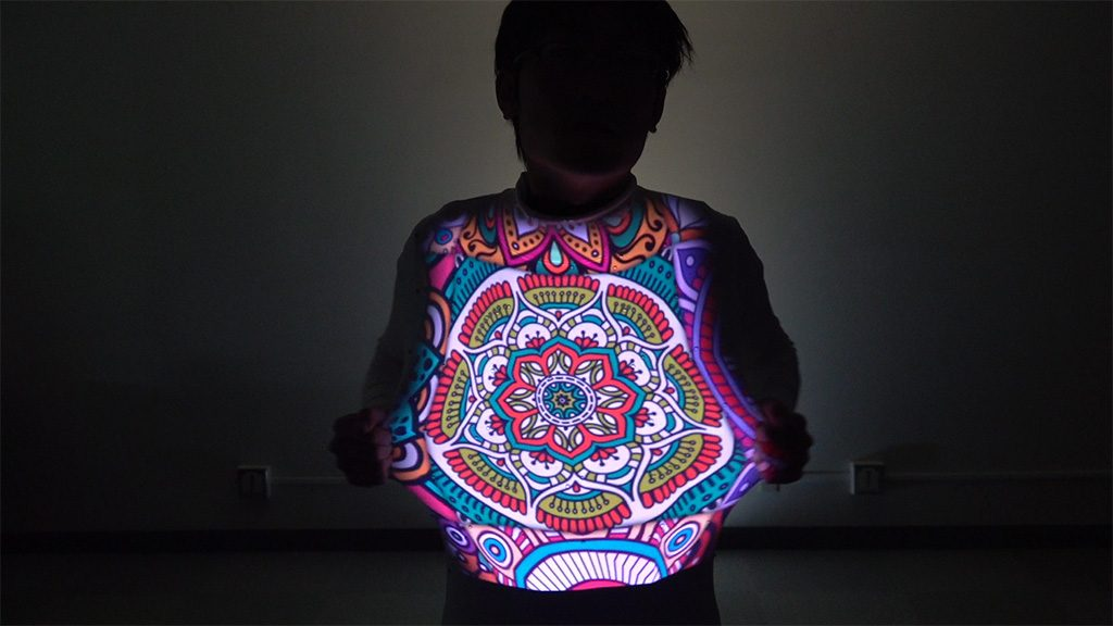 Featured image of Check Out This Insane Real Time Projection Mapping