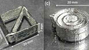 Featured image of 3D Printable Gallium Alloys Could Lead the Way for Flexible Electronics