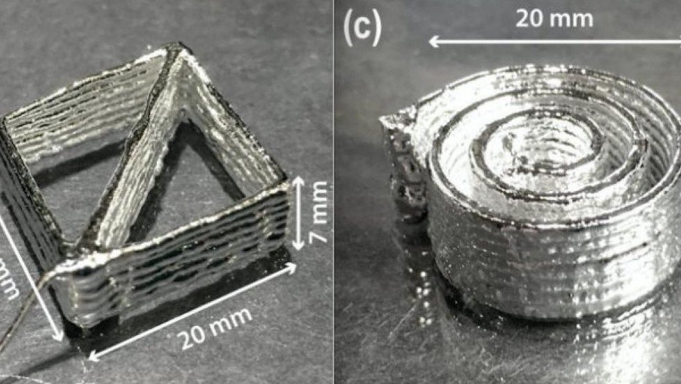 3D Printable Gallium Alloys Could Lead the Way for Flexible Electronics | All3DP