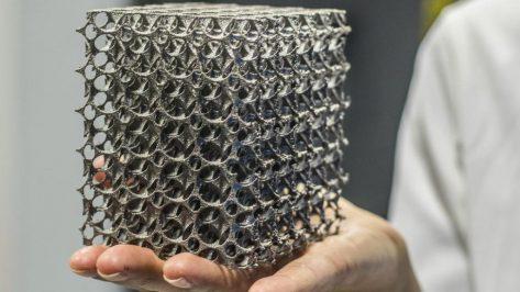 Featured image of Stratasys Reveals Plan to Develop Metal 3D Printing Platform