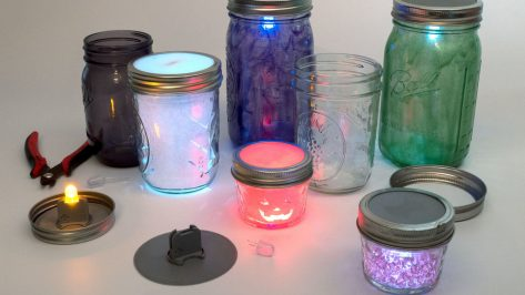 Featured image of Weekend Project: Create Your Own 3D Printed LED Mason Jar Lanterns
