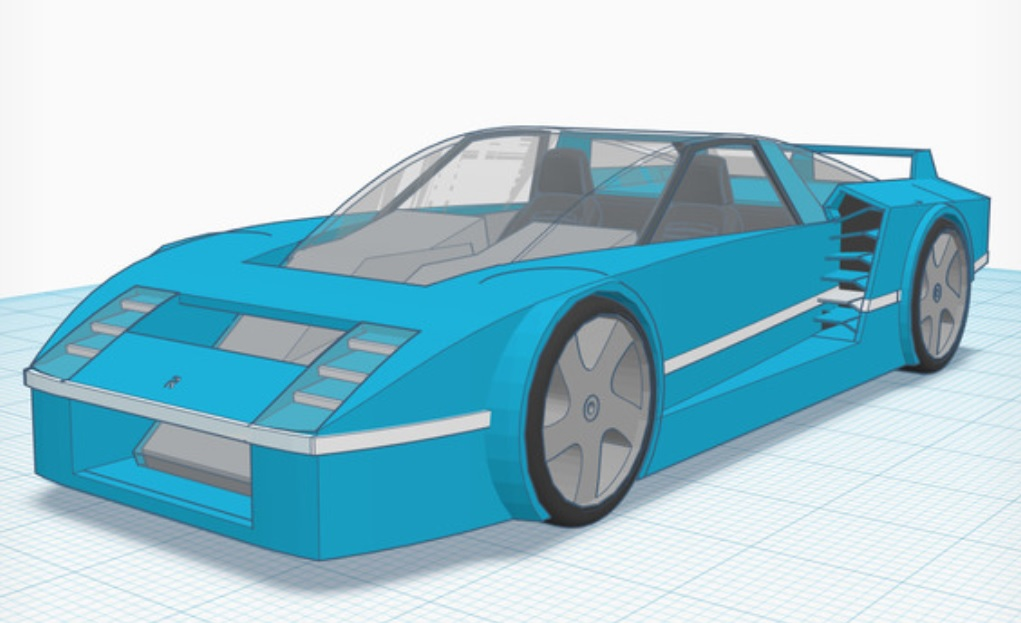30 Cool Tinkercad Designs, Ideas & Projects | All3DP