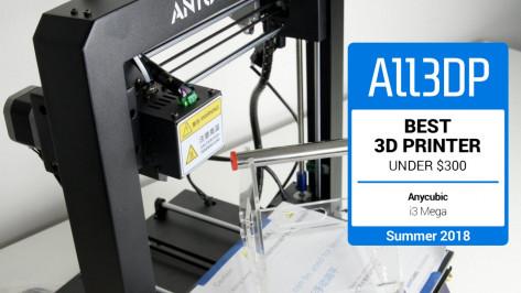 Featured image of [Test 2018] Anycubic i3 Mega: meilleure imprimante 3D à moins de 300€
