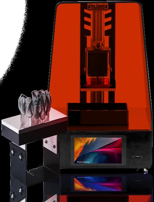 Image of Die 25 besten Resin-(LCD/DLP/SLA)-3D-Drucker im Winter 2018/19: Photocentric LC Precision 1.5