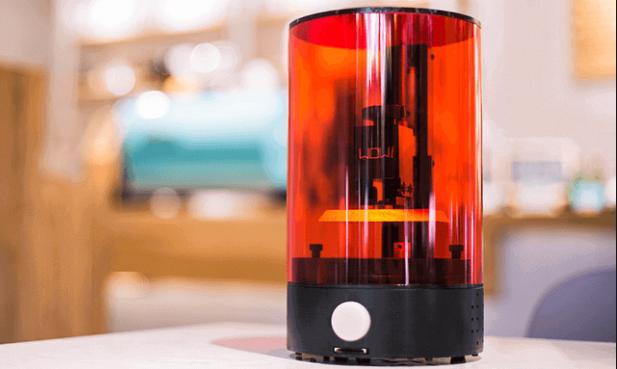 Image of Die 25 besten Resin-(LCD/DLP/SLA)-3D-Drucker im Winter 2018/19: Sparkmaker