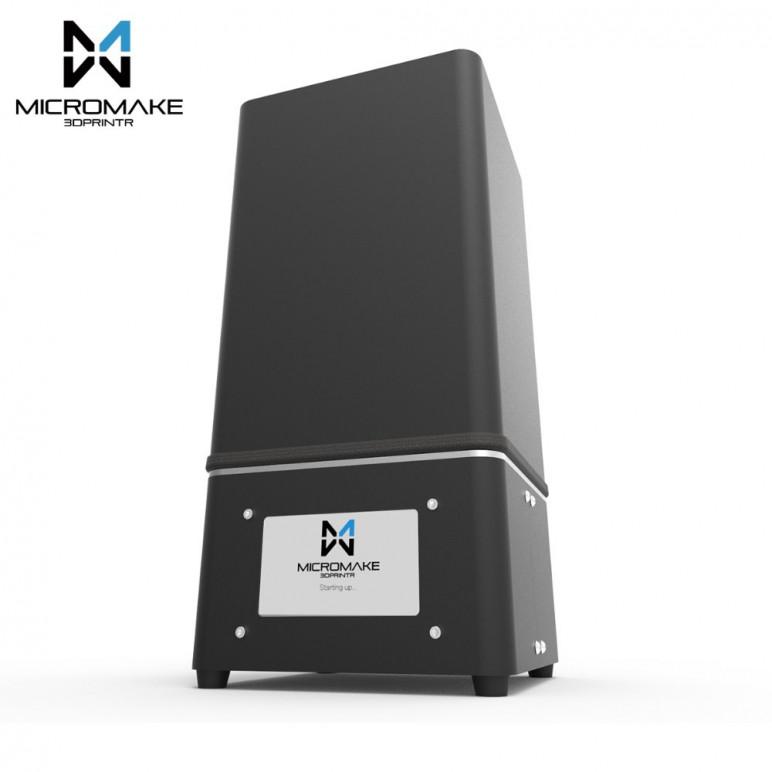 Image of Impresora 3D de resina (SLA/DLP/LCD): Micromake L2