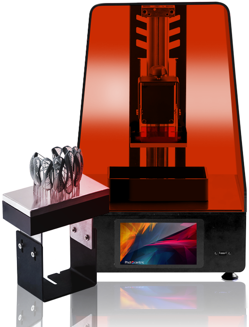 Image of Impresora 3D de resina (SLA/DLP/LCD): Photocentric LC Precision 1.5