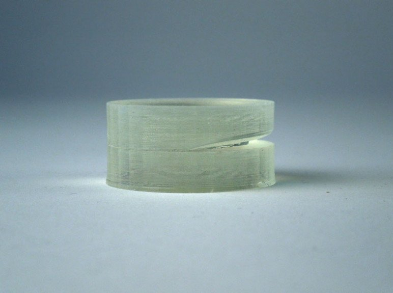 Image of 3D Printing Troubleshooting Common 3D Printing Problems: Layers Have Separated (Delamination)
