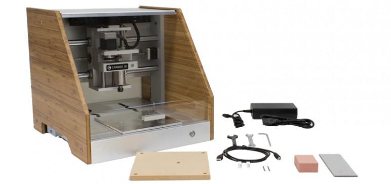Image of Fraiseuse CNC: les meilleurs kits DIY: Nomad 833 Pro de Carbide 3D