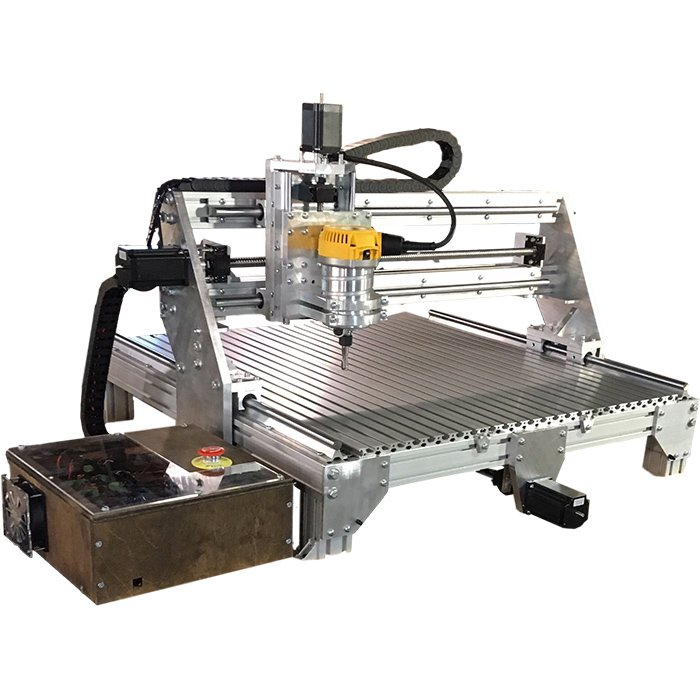 Image of CNC-Fräse-Bausatz: MillRight CNC Power Router Kit