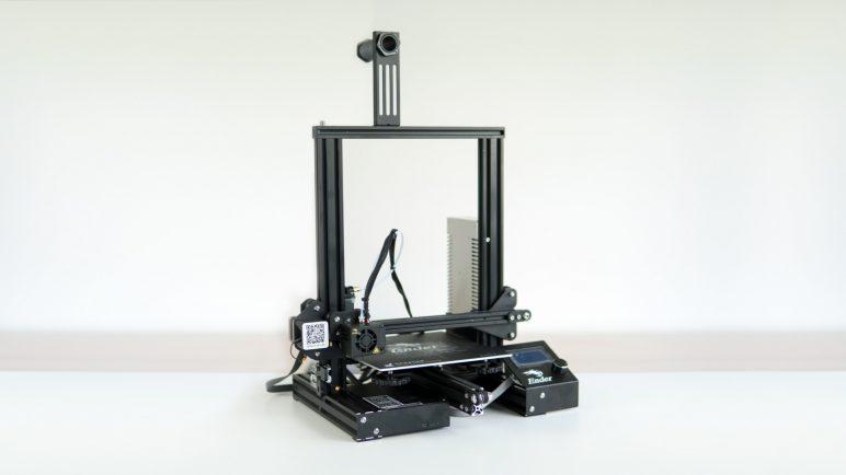 Image of Creality Ender 3: Mejor impresora 3D por menos de 200 €