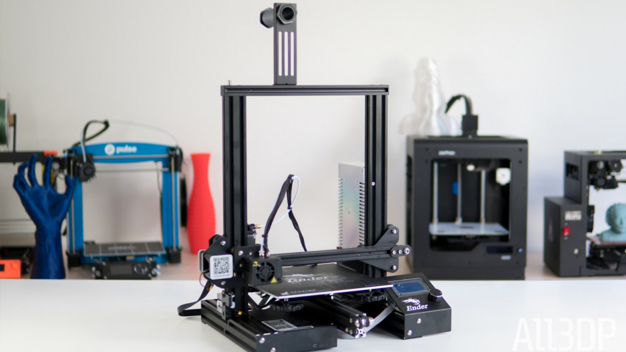 Featured image of 30 Must-Have Creality Ender 3 Upgrades & Mods in 2018