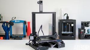 3d printer Creality 3D ender 3 pro