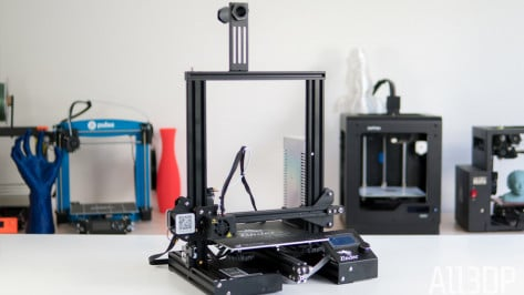 Featured image of 2019 Best Creality Ender 3 (Pro) Upgrades & Mods