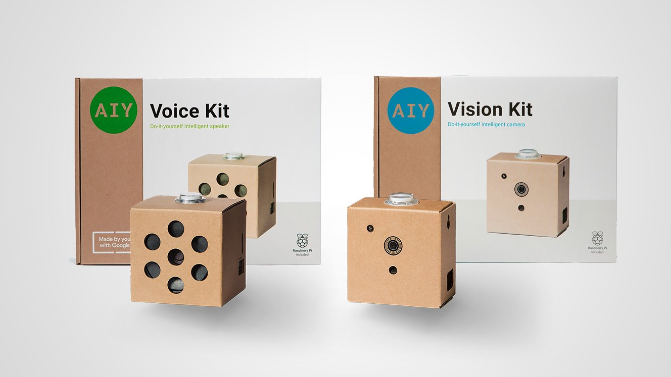 Google Launches New AIY Artificial Intelligence Kits | All3DP