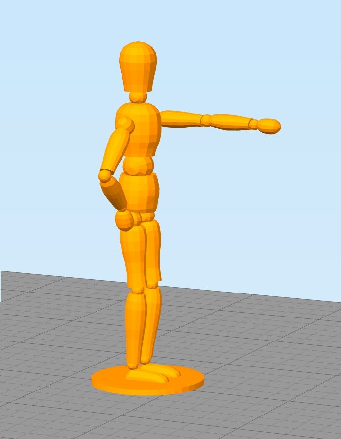 Heres A More Nontrivial Example Again Coming From The Designer Fantasygraph Its Model Of Character With Horizontal Arm Pointed To Infinity And