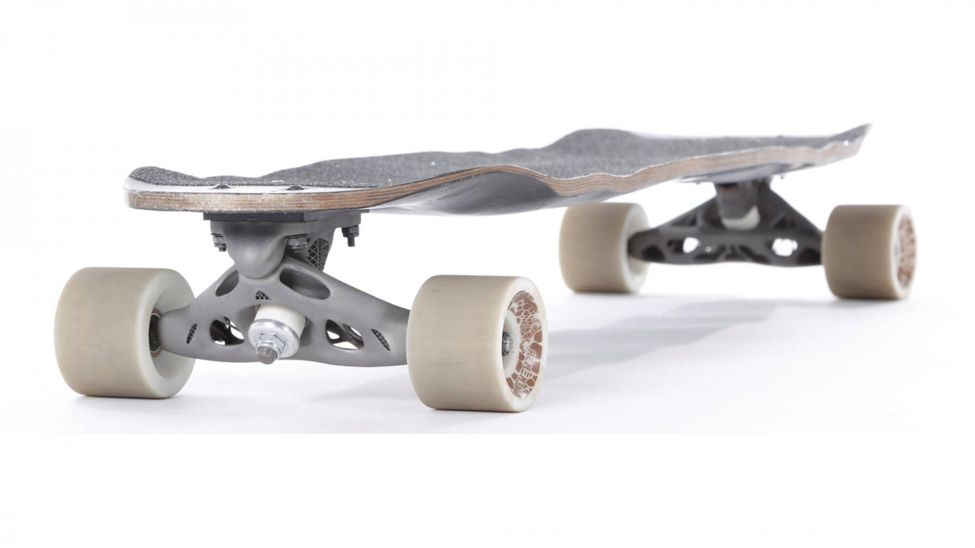 Skateboard Trucks Optimized for Downhill Racing with Metal 3D Printing | All3DP