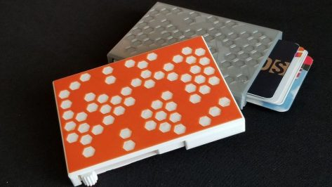 Featured image of Weekend Project: 3D Print Your Own Honeycomb-Designed Card Wallet