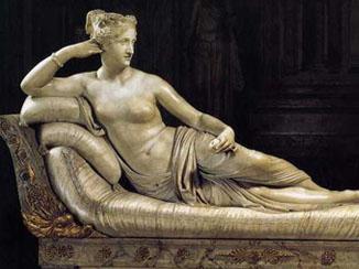 Venus Vitrix by Antonio Canova