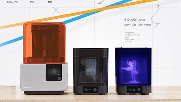 Formlabs Launches ROI Calculator to Assess Costs Of Purchasing a 3D Printer | All3DP