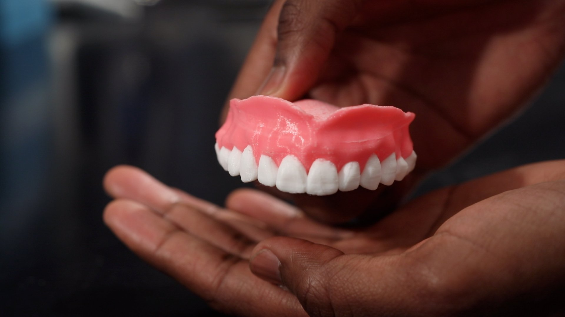 3D Printed Dentures Filled with Drugs to Fight Infection | All3DP