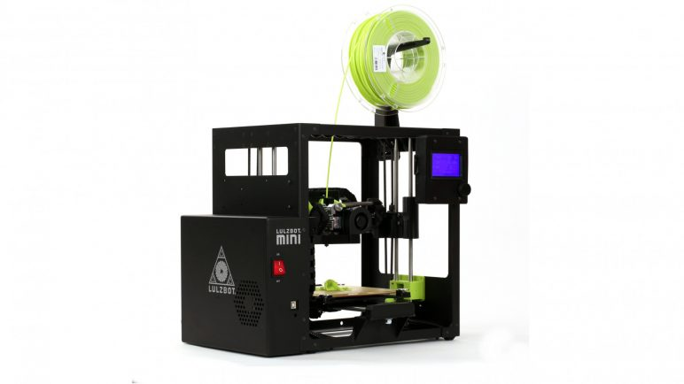 Image of Best 3D Printers for Schools & Education: Lulzbot Mini 2