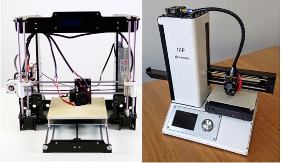 Anet A8 and MP Select Mini