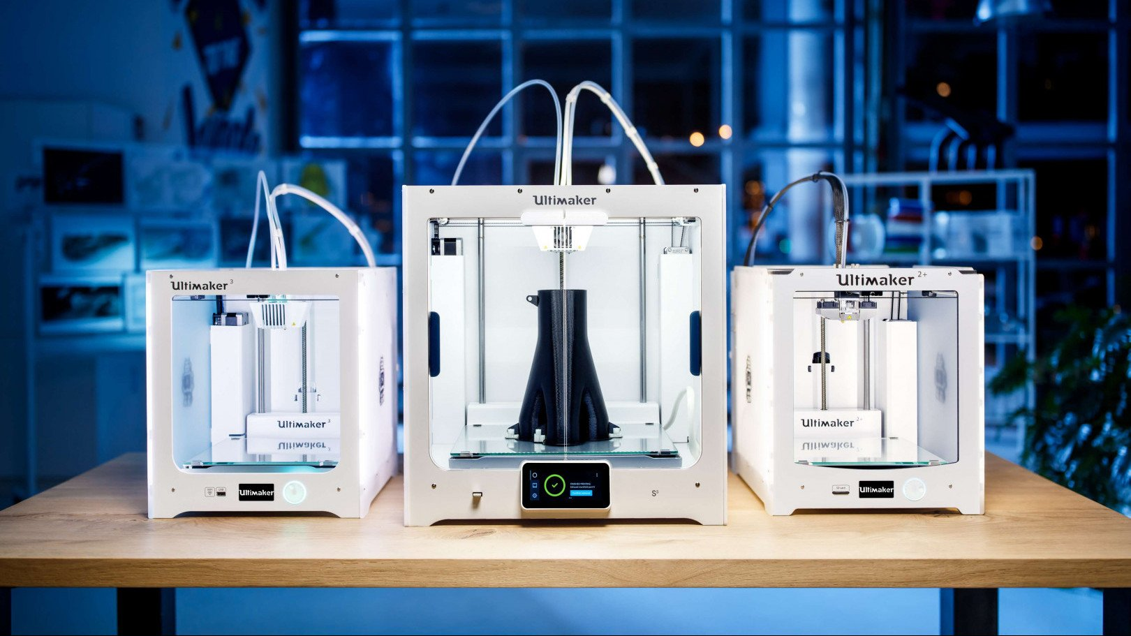Dynamism Adds New Ultimaker S5 3D Printer to Extensive Portfolio | All3DP