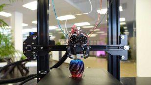 Featured image of M3D lance la nouvelle imprimante 3D multicolore Crane Quad