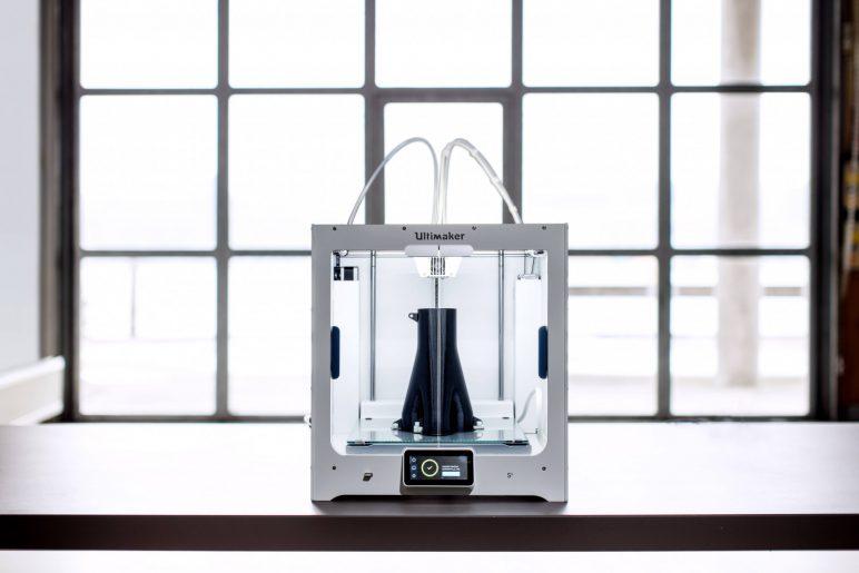 Image of Imprimante 3D Ultimaker S5 : points-clés: Fiche technique