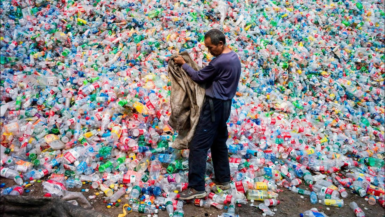 Scientists Accidentally Create Mutant Enzyme that Eats Plastic | All3DP