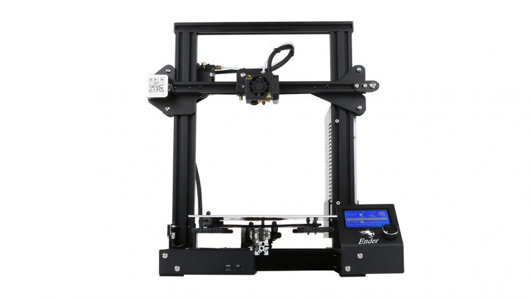 Image of Creality Ender 3 Review: Tech Specs