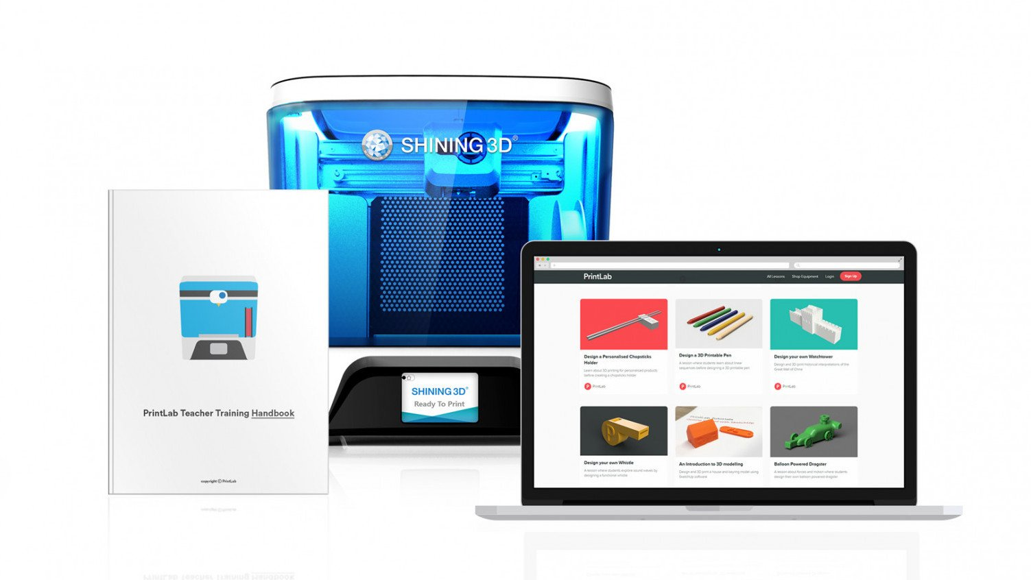 New Free Curriculum makes CAD and 3D Printing Easy for UK Teachers | All3DP