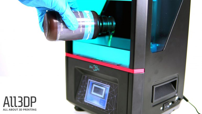 Image of Anycubic Photon: Best Budget Resin 3D Printer