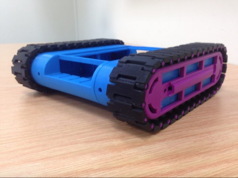 Image of 3D Printed Robot: Drogerdy 2.0
