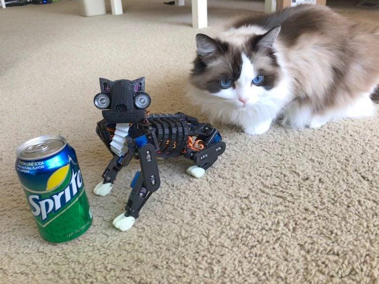 Image of 3D Printed Robot: OpenCat