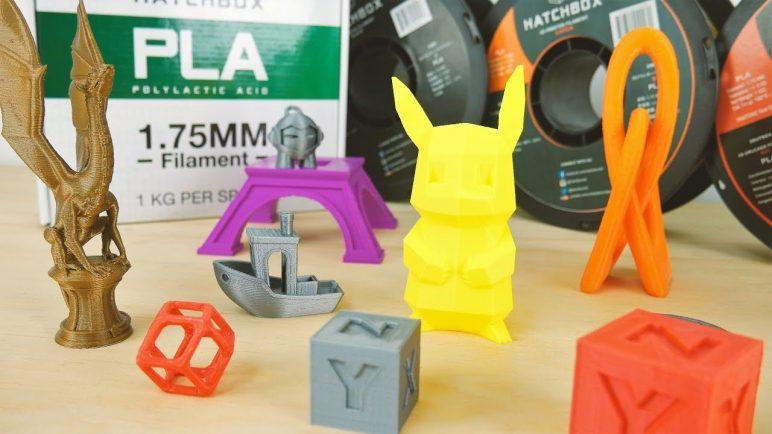 Image of PLA Filament Guide: When Should You Use PLA Filament?