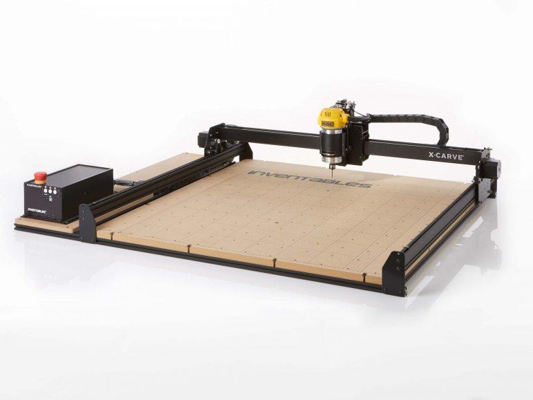 Image of CNC-Fräse-Bausatz: Inventables X-Carve