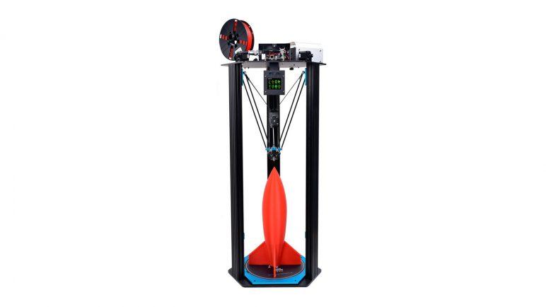 Image of Delta 3D Printer: Tevo Little Monster