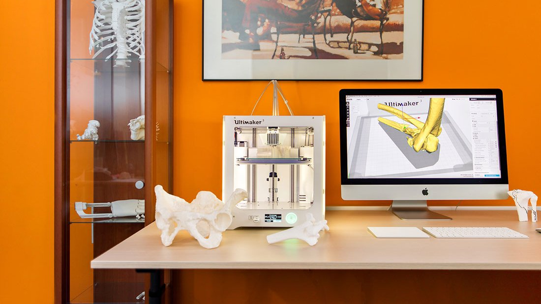 New Research on Benefits of 3D printing in a Trauma Hospital | All3DP