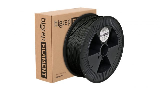 Featured image of BigRep Launches New Pro Flex Filament for 3D Printing