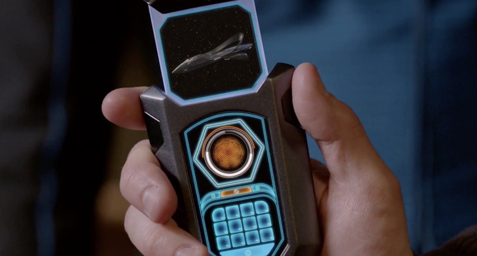 "3D Print Your Own Tricorder from the TV Series ""The Orville"" 