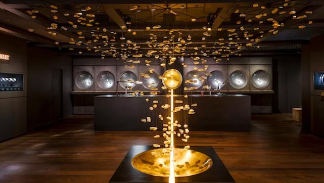 Audemars Piguet Uses 3D Printed Backdrop at Art Basel Hong Kong   All3DP