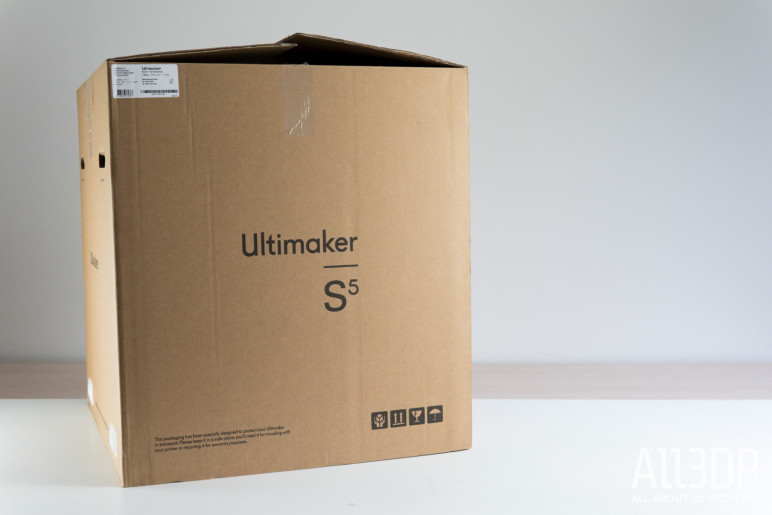 Image of Ultimaker S5 Review: Unboxing & Setup