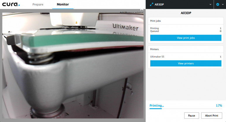 Image of Ultimaker S5 Review: Software