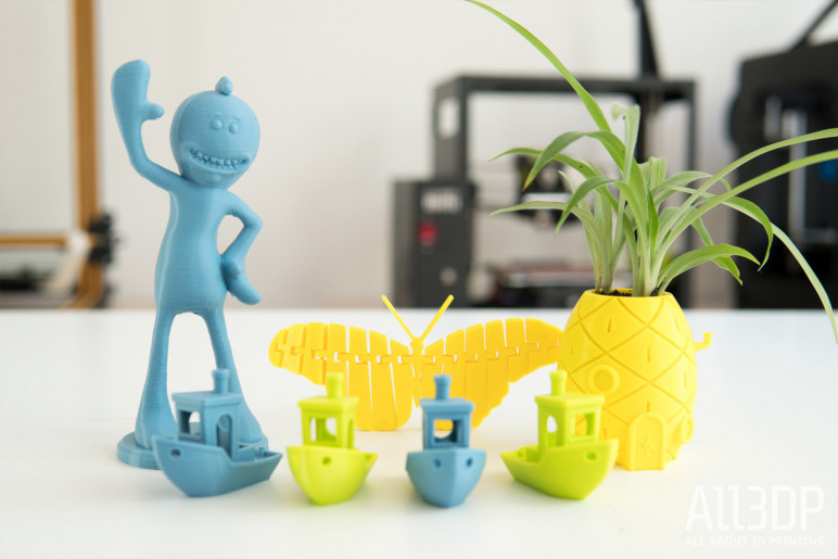 Image of LulzBot Mini 2 Review: First Prints