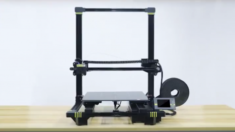 Featured image of Anycubic Chiron – Review the Facts of this 3D Printer